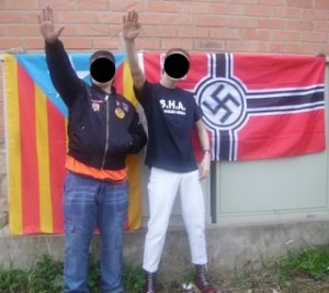 Ataque del neofeudalismo a los indignados por el catalán