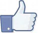Pulgar arriba de Facebook